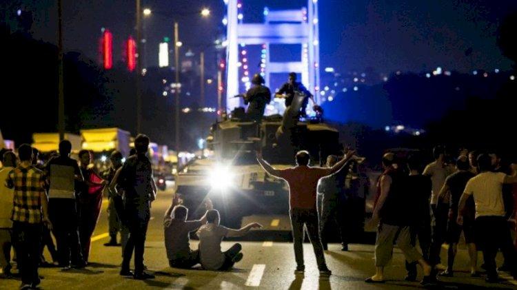 'Meydanlara çıkıp topluca ölsünler' mesajı delil sayıldı