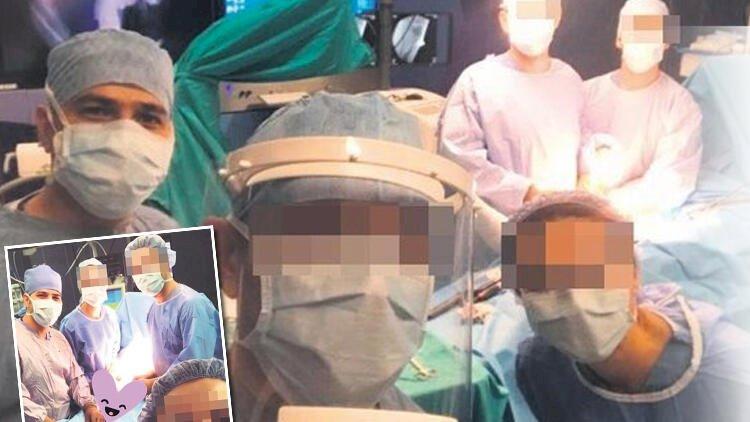 10 yıl ünlülerin ameliyatına girmiş... Sahte hemşire skandalı