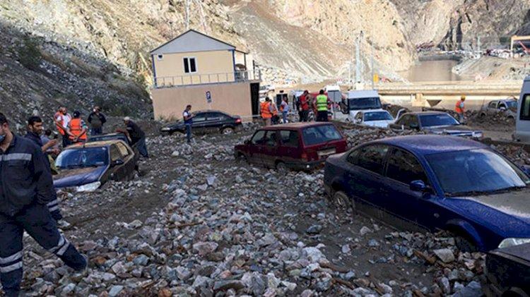 Artvin'de sel! 4 kişi yaşamını yitirdi