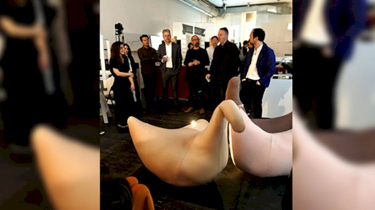 Türk mimarın 'Kovid-19' temalı çalışması ABD'de online sergileniyor