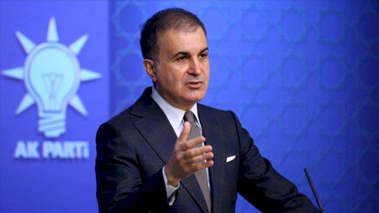 AKP'den 'Akıncı Üssü' açıklaması