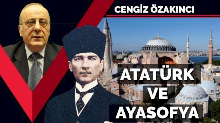 Ayasofya ve Atatürk