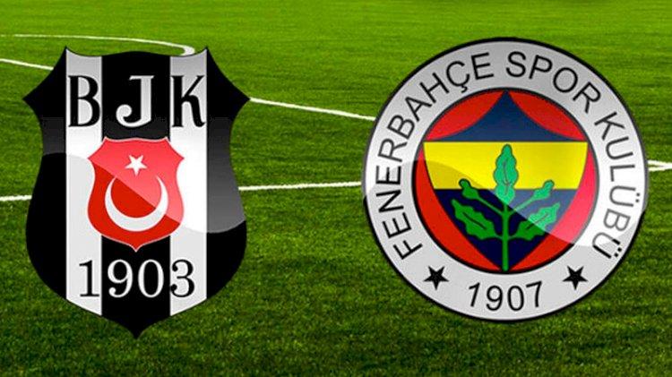 Beşiktaş'tan Fenerbahçe'ye maç sonu üç gönderme birden