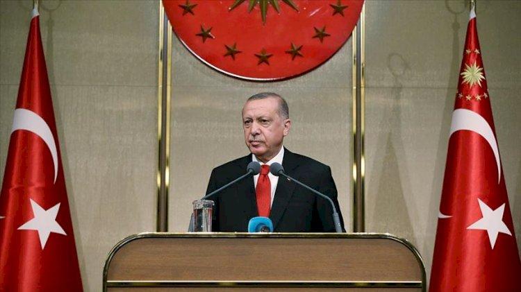 Erdoğan: Son FETÖ'cü hesap verene kadar mücadeleyi sürdüreceğiz