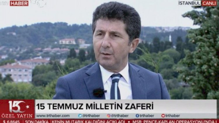 TRT yayınına katılan profesör: Bir FETÖ gitti bin FETÖ geliyor!