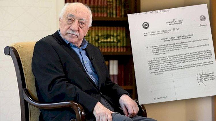 FETÖ yöneticileri nasıl firar etti? 5 yıl sonra ortaya çıkan belge