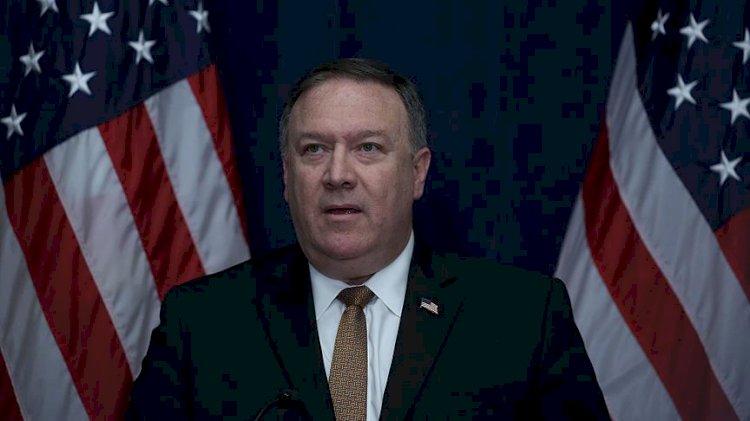 Pompeo: BAE ve İsrail, ABD topraklarını korumak için İran'a karşı ittifak kurabilir