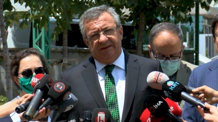 CHP 'çoklu baro'yu AYM'ye taşıdı