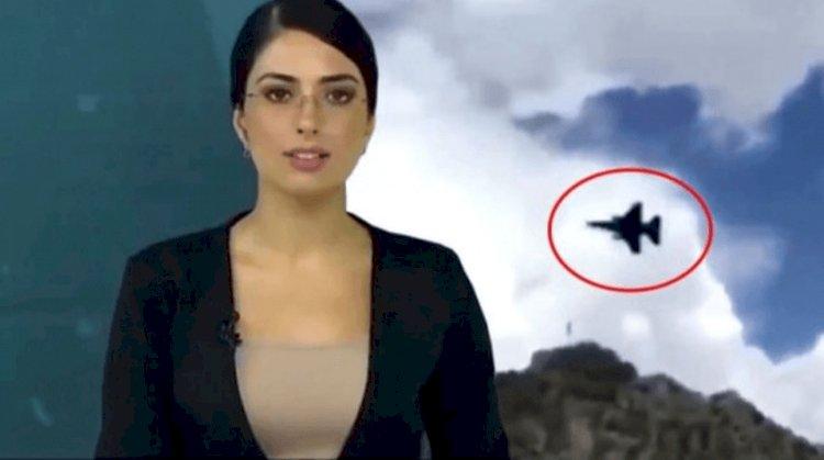 Türk F-16'lar Ermenistan sınırında uçtu!