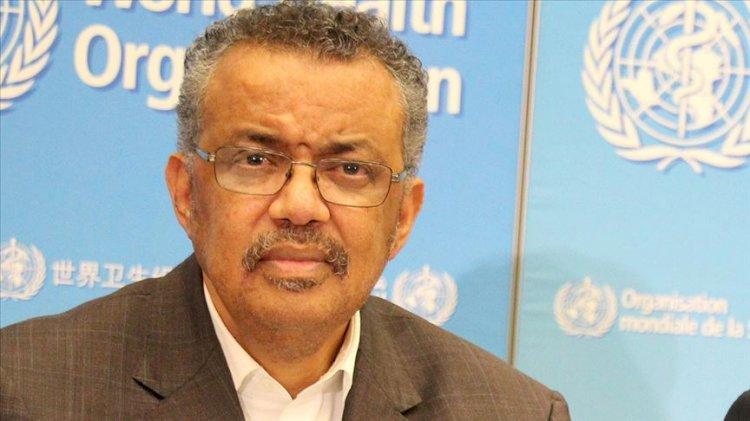 Dünya Sağlık Örgütü Başkanı: Yeni pandemilere hazırlanın