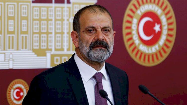 Tecavüzle suçlanan HDP'li partisinden istifa etti