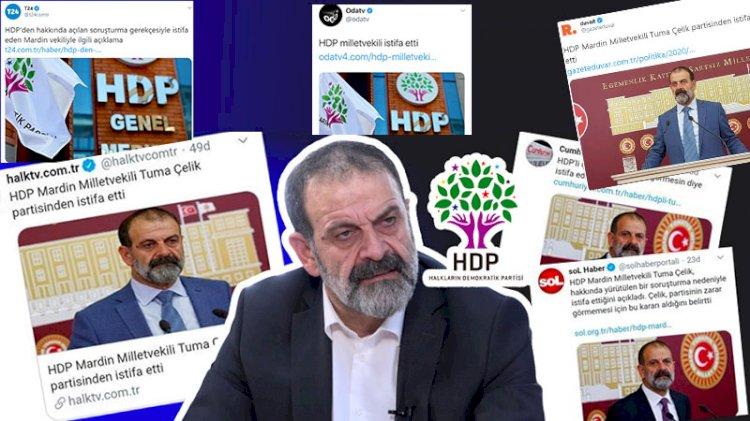 'Muhalif' basın HDP'li vekilin 'tecavüz istifasını' nasıl görmezden geldi?