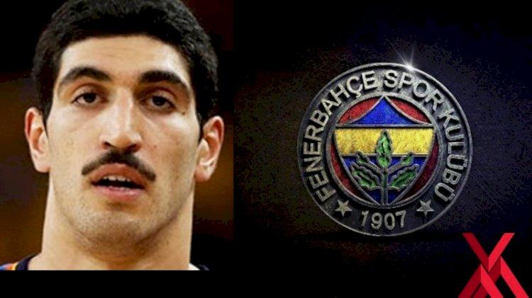 Fenerbahçe'den Enes Kanter'in o paylaşımına cevap