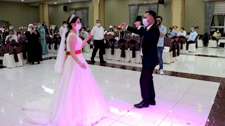 Düğüne katılan 11 kişide koronavirüs tespit edildi