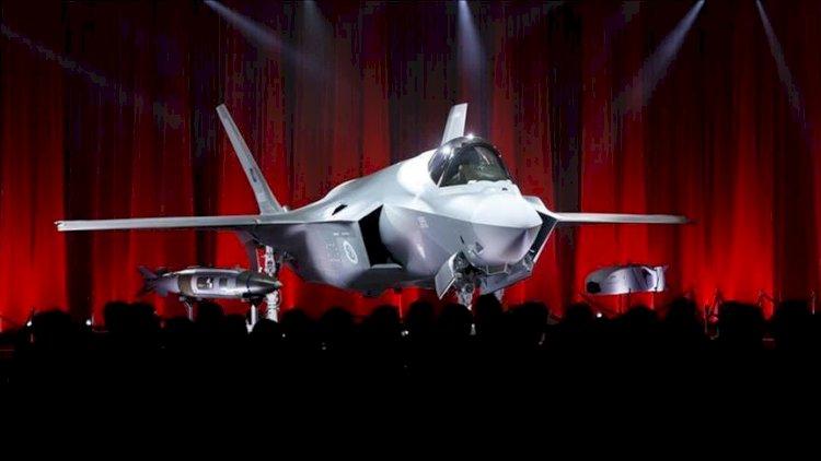 ABD, Türkiye'nin F-35'lerine el koydu