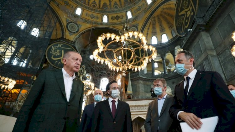 Diyanet İşleri Başkanı'nın Ayasofya davetine Kılıçdaroğlu ve Akşener ne yanıt verdi?