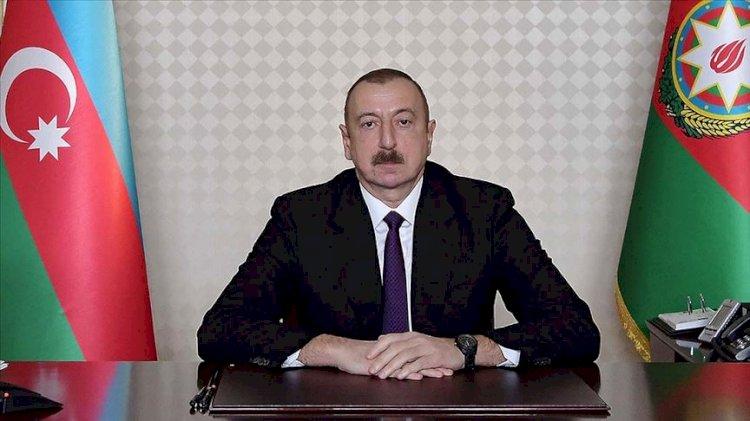 Aliyev'den 'Türkiye' çağrısı