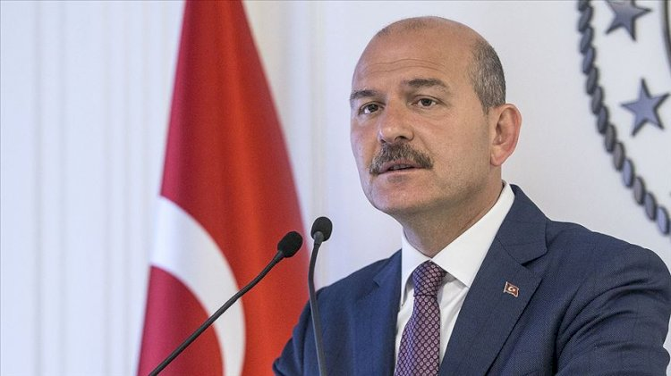 İçişleri Bakanı Soylu'dan 30 Ağustos mesajı