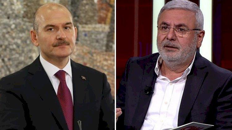 AKP'li Metiner: Dün gece Süleyman Soylu aradı