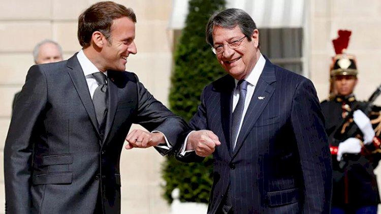 Macron'dan yine küstah Türkiye çağrısı