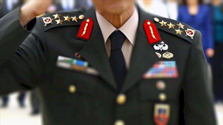 TSK'da istifalar: Üç general belli oldu