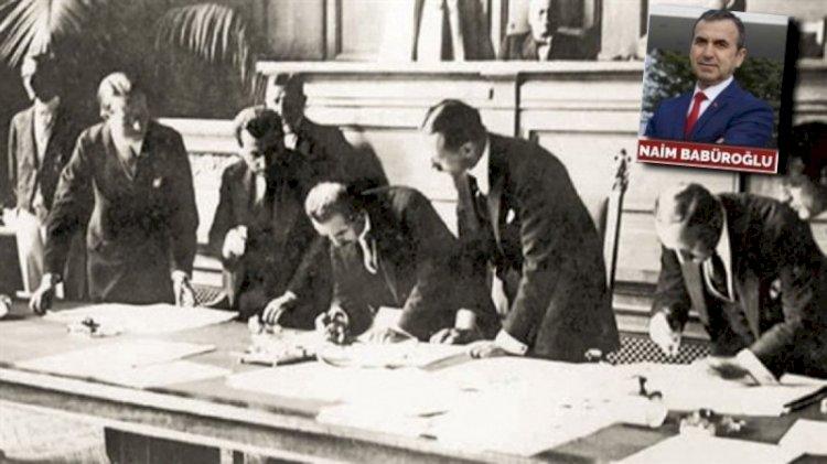 Lozan Barış Antlaşması bir hezimet miydi?