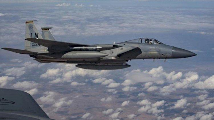 F-15'ler az daha yolcu uçağını vuracaktı!