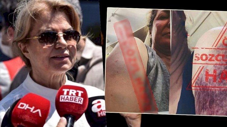 Tansu Çiller'den şiddet iddialarına ilginç yanıt!