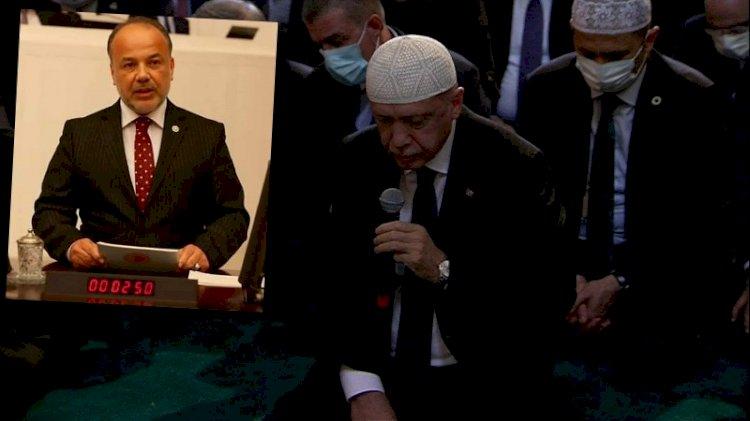 AKP'li Yavuz'dan Ayasofya açıklaması: Vesayetçi zihniyetle 86 yıllık hesaplaşmamızda kazandığımız zafer!
