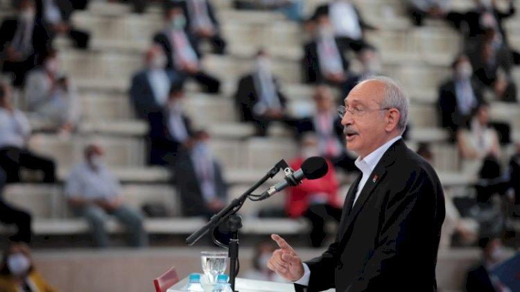 Tek aday Kılıçdaroğlu 1251 oyla yeniden genel başkan