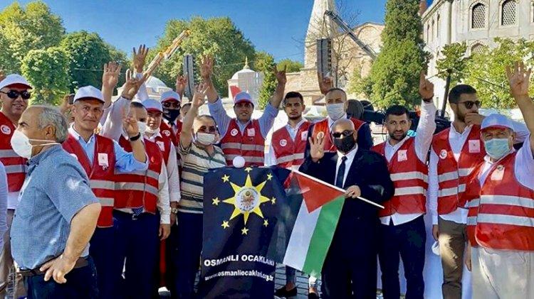 Osmanlı Ocakları abarttı: Ayasofya'nın açılışı bayram ilan edilsin