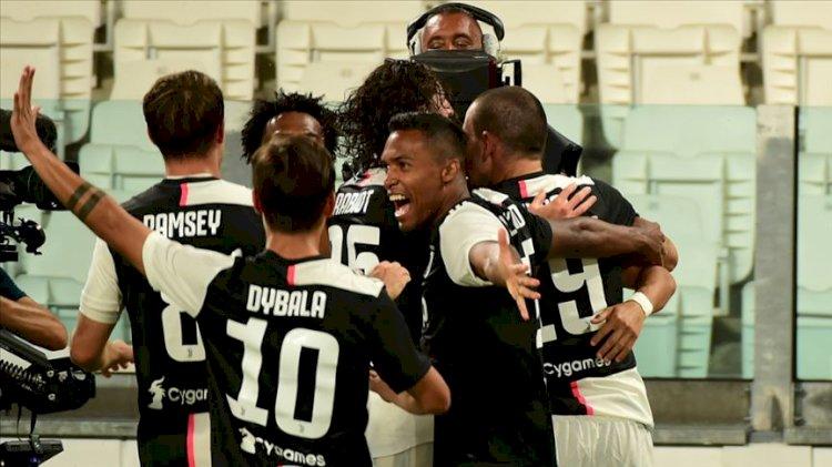 Serie A'da şampiyon Juventus!