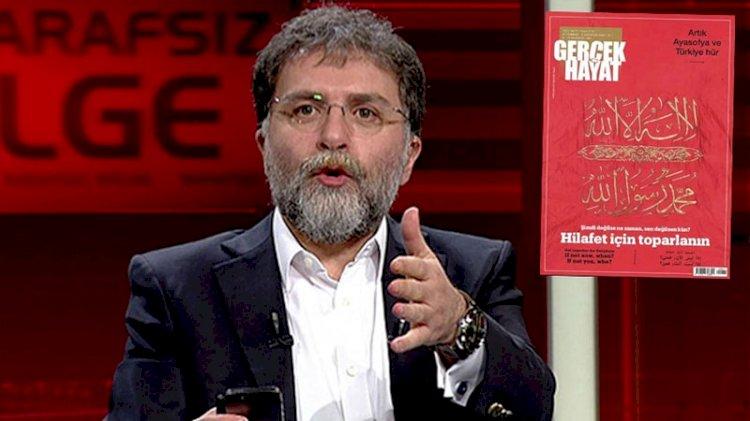 Ahmet Hakan'dan 'hilafet' yazısı: Zevzekliğin lüzumu yok