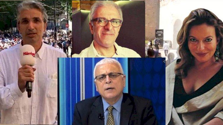 Nedim Şener ile eski dostlarının 'Ayasofya' kavgası