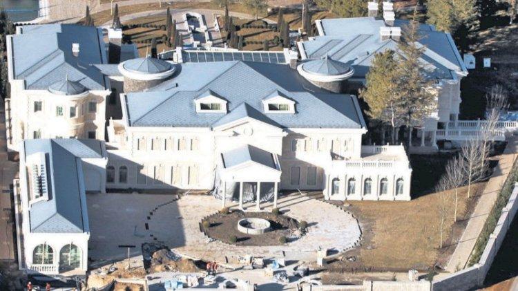 Fetullah'ın Ankara'daki sarayında son durum