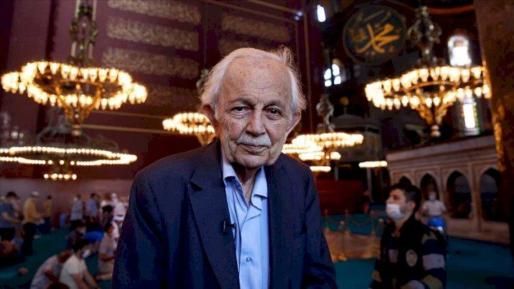 Erdoğan Ayasofya kararını 'Said Nursi'nin talebesine telefonla bildirmiş