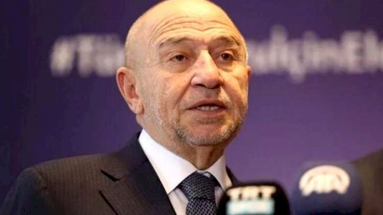 Nihat Özdemir: 16 Mayıs 2021'e kadar tüm maçlar tamamlanmalı