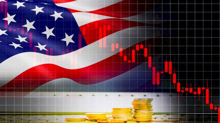ABD ekonomisinde rekor çöküş!