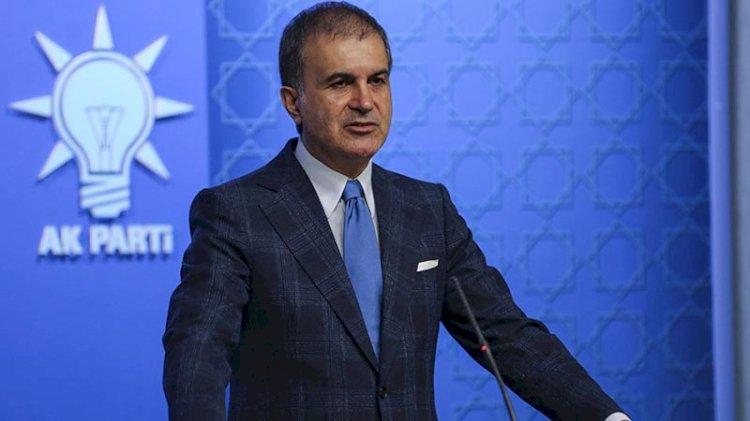 AKP Sözcüsü Çelik'ten CHP'li Ünal Çeviköz'e tepki