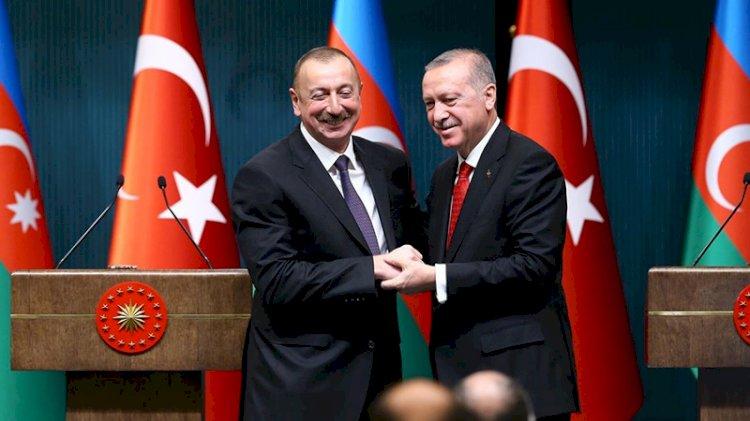 Erdoğan ile Aliyev arasında 'Karabağ' görüşmesi