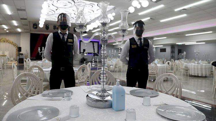 Bir şehirde düğün ve bayram yemekleri yasaklandı
