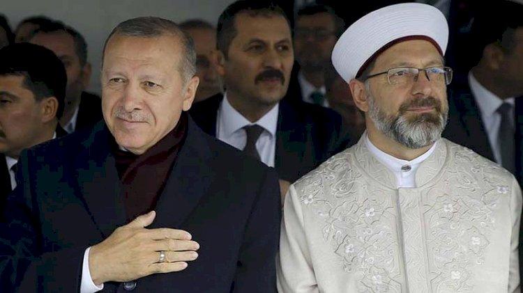 Erdoğan'dan Ali Erbaş mesajı: Tartışmalar art niyetli