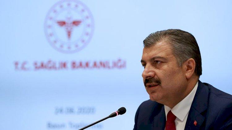 Sağlık Bakanı Koca uyardı: Ciddi kısıtlamalar getirmeden rehavetten kurtulun