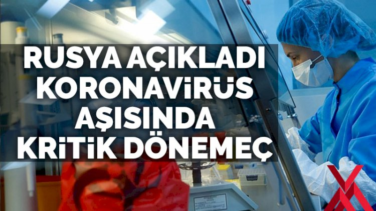 Rusya: Ekim ayında toplu aşı uygulamasına başlıyoruz