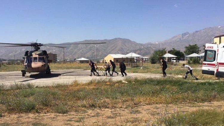 Öğretmenleri taşıyan minibüs uçuruma devrildi... Ölüler var!