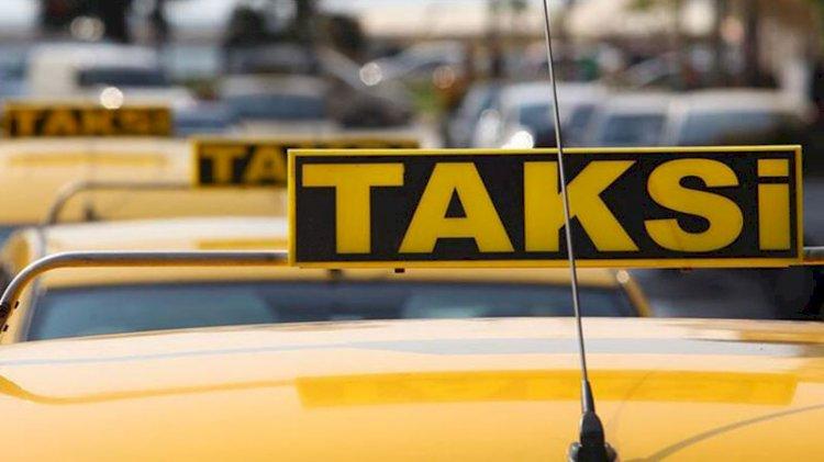 Taksilerde yeni dönem! Puan sistemi geliyor...
