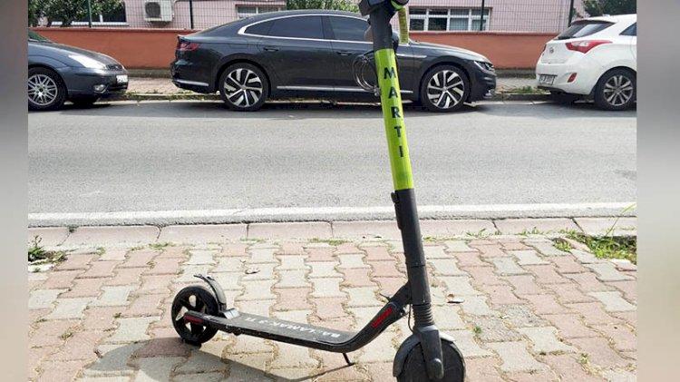 İBB'den elektrikli scooter yönetmeliği: Plaka zorunluluğu geliyor