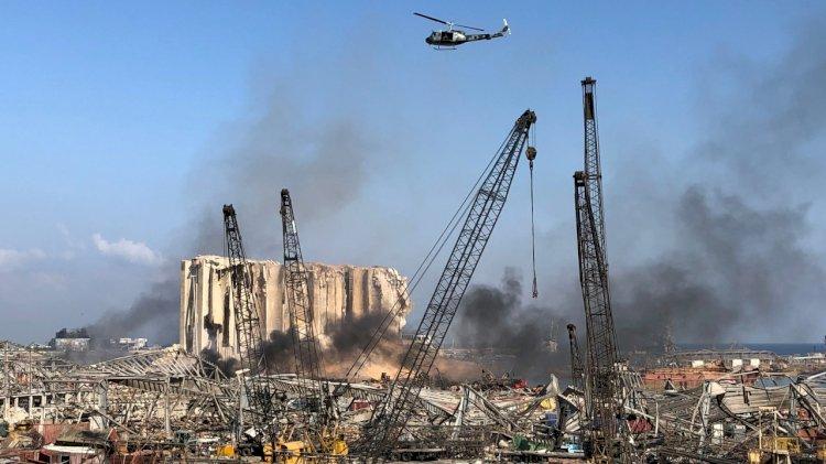 Beyrut Büyükelçisi'nden patlama açıklaması