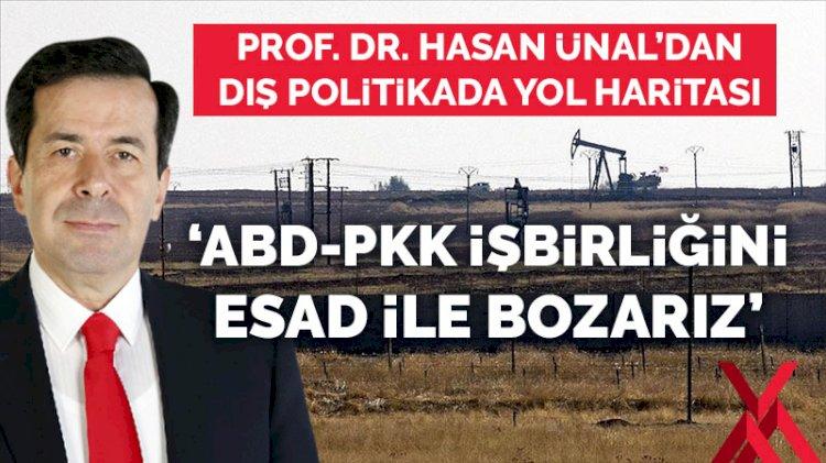 'ABD-PKK petrol anlaşmasını bozmanın yolu Esad ile diyalogdan geçer'