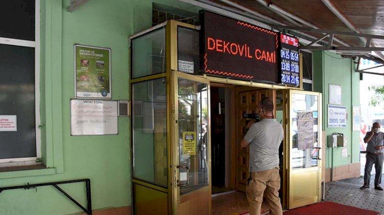 100 kişiyle temaslı olduğu belirlenen imamda Koronavirüs çıktı